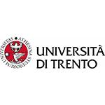Università di Trento logo life green vulcan